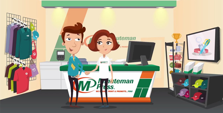 VIDEO: Minuteman Press Australia Printing Franchise - Business Branding, Marketing, Promotional Products http://www.minutemanpressfranchise.com.au