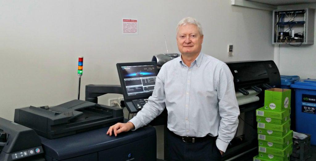 John Corder owns the Minuteman Press design, marketing and printing franchise in East Perth, Australia. http://www.minutemanpressfranchise.com.au