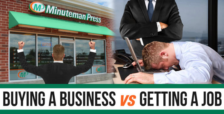 Owning a Business vs. Having a Job in Australia: What is Right for You? https://minutemanpressfranchise.com.au