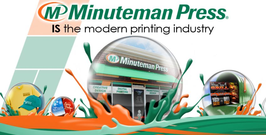 Minuteman Press is the Modern Printing Industry. Learn more about Minuteman Press Australia print franchise opportunities at https://minutemanpressfranchise.com.au